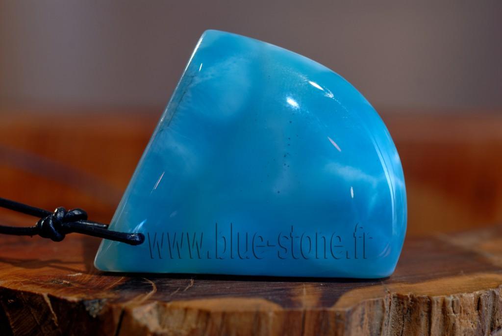 Larimar - Blue Stone