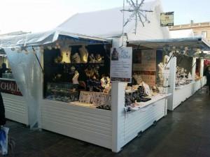 marché de Noel de Toulouse décembre 2013