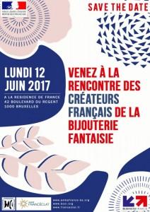 expo bijouterie Française Bruxelles