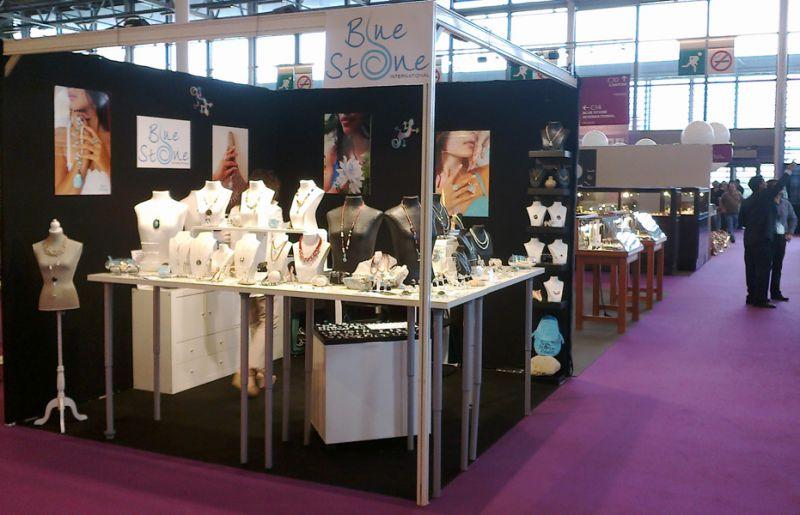 Photos expo blue stone international for Salon bio paris