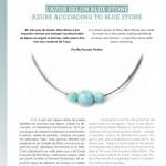 guide du bijou fantaisie #17 et blue stone