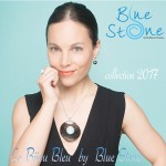 collection bijou blue stone 2017