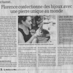 florence perissinotto la depeche du midi 2017 blue stone
