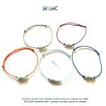 bracelet larimar blue stone bijou bleu